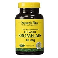 Nature's Plus - Chewable Bromelain