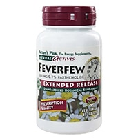 Nature's Plus Feverfew Extract