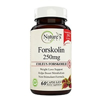 Naturens Potent - Forskolin 250 Mg