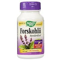 ბუნება გზა Forskohlii ამონაწერი სტანდარტიზებული