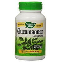 Way Glucomannan Root Φύσης