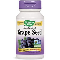 Natures Way Grape Seed