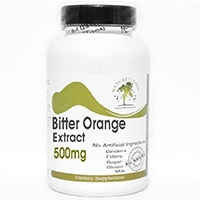 Naturetition Supplements Bitter Orange Extrakt
