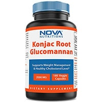 Nova Nutritions Konjac Root
