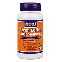 Nu Foods Green Coffee Diet Support Veg Kapsler