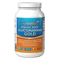 NutriGold glucomannano ORO