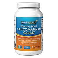 NutriGold Glucomannan GOLD