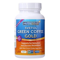 NutriGold Pure Green Coffee Bean uute