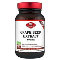 Olimpiese Labs Grape Saad supplement