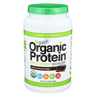 Orgain-Organic-Plant Berasaskan-Protein-serbuk