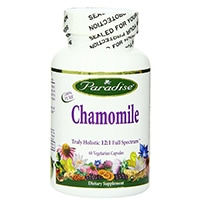 Paradise Herbal Chamomile 12 1 250 Mg Vegetarian Kapsul