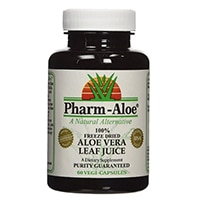 Pharm-Aloe® 100% Freeze Dried Aloe Vera