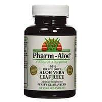 Aloe Vera lyophilisé Pharm Aloe 100