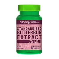 Piping Rock Health Products butterbur Extract