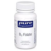 Pure Encapsulations - B12 Folate