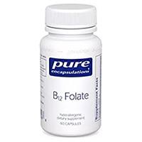 Encapsulations puros - B12 folato