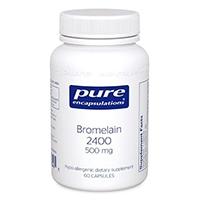 Pure encapsulations - Bromelain