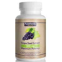 Purethentic Naturals Grape Seed Extract