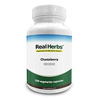 Real kruie Vitex Chasteberry
