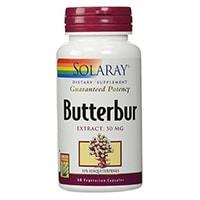 SOLARAY Butterbur εκχύλισμα
