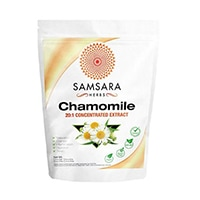 Samsara Herbs Chamomile Extract Powder - 20 1 Concentrated Extract