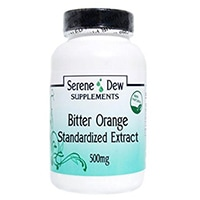 Serene Dew Supplements Bitter Orange Standardized Extract