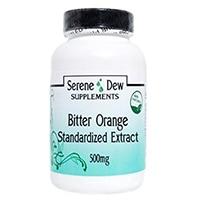 Serene Dew დამატებების Bitter Orange სტანდარტიზებული ამონაწერი