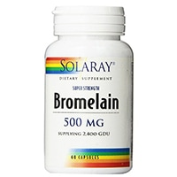 Solaray Bromelain Supplement