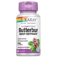 Solaray butterbur Extract