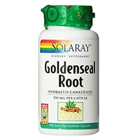 Solaray Goldenseal Capsule Root
