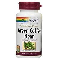 Solaray Green Coffee Bean Extract Capsules