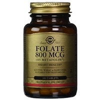 Solgar - Фолиева киселина 800 мкг