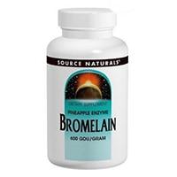 Bron Naturals bromelain 500 mg