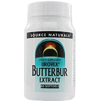 Extracto de Source Naturals Petasita
