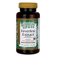 Swanson Feverfew Extract