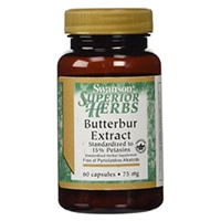 Swanson Superior Herbs Butterbur Extract