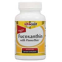Vitacost Fucoxanthin กับ Pinno บาง