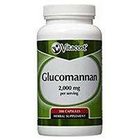 Vitacost Glucomannan