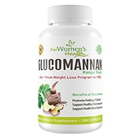 Women's Health Glucomannan
