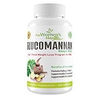 Γυναικεία Glucomannan Υγείας