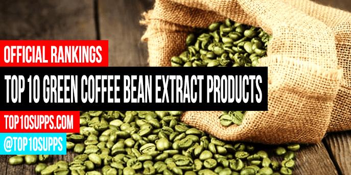 best-Green-grain de café-Extract-suppléments-on-the-market