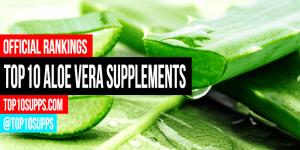 Paras-aloe vera-lisäravinteet-on-the-markkinoilla