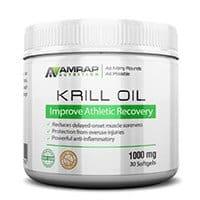 Capsule di olio di Krill Omega 3 di Amrap Nutrition