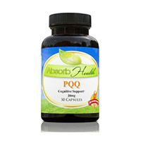 Absorb Health PQQ (Pyrroloquinoline Quinone)