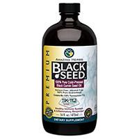 Niesamowite Zioła tłoczony na zimno olej z nasion Czarny