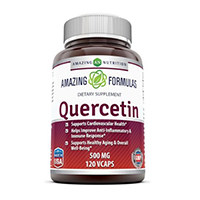 Nutrition incroyable incroyable formules quercétine