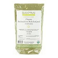 Banyan Botanicals Brahmi Gotu Kola Powder