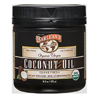 Barlean Økologisk Virgin Coconut Oil
