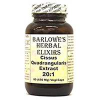 Barlowe's Herbal Elixirs Cissus Quadrangularis Extract