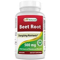 Terbaik Naturals Beet Root Powder